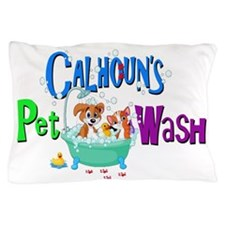 Ducky Pet Wash Decal Pillow Case