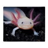 Axolotl Fleece Blankets