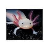 Axolotl Fleece Blankets