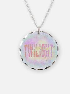 Twilight Pink Ice Necklace