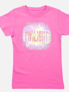 Twilight Pink Ice Girl's Tee