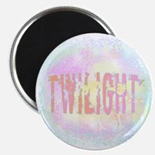 Twilight Pink Ice Magnet