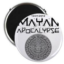 Mayan Apocalypse Calendar Magnet
