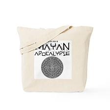 Mayan Apocalypse Calendar Tote Bag