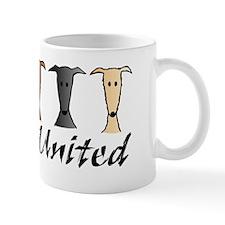 galgos united Mug
