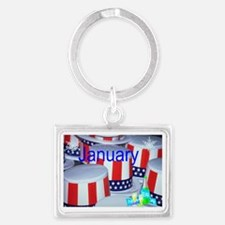 My Picture Calander Landscape Keychain