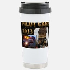 2013 Cover Stainless Steel Travel Mug