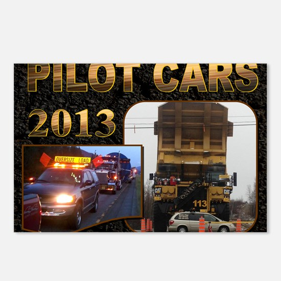 2013 Cover Postcards (Package of 8)
