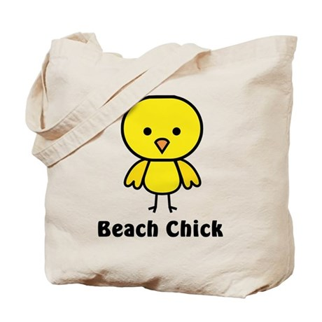 Beach Chick Beach Bag