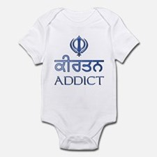 Kirtan Addict Infant Bodysuit