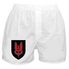 Cap Badge of SAS e3 Boxer Shorts