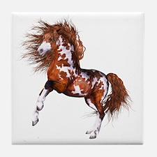 Native Pony Tile Coaster