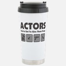 Props Stainless Steel Travel Mug