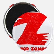 Z is for Zombie Magnet