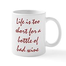 Bottle of Wine Mug