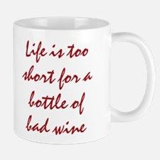 Bottle of Wine Mug