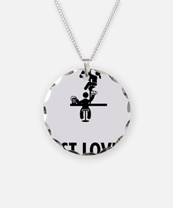 Pole-Dancing-AAT1 Necklace Circle Charm