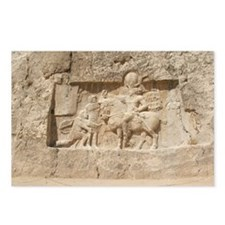 Ancient Persian tomb Postcards (Package of 8)