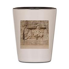 Ancient Persian tomb Shot Glass