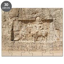 Ancient Persian tomb Puzzle