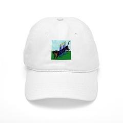 An Agility Dachshund? Baseball Cap