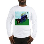 An Agility Dachshund? Long Sleeve T-Shirt