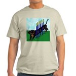 An Agility Dachshund? Light T-Shirt