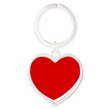 I Love Los Angeles Heart Keychain