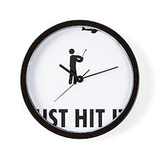 Remote-Control-Aeroplane-ABQ1 Wall Clock
