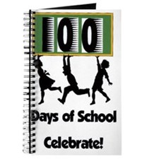 100th Day Kids Run Journal