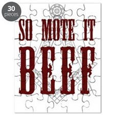 So Mote it Beef Puzzle