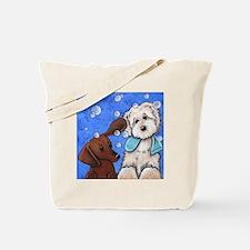 Nip & Tux Petcature Tote Bag