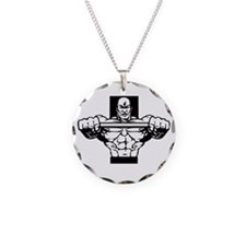 Csports Body Builder Necklace