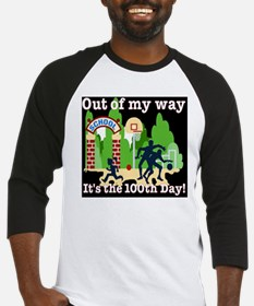 100th day-out of my way BL Baseball Jersey