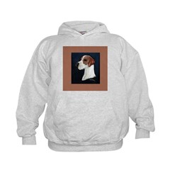 Classic English Pointer Kids Hoodie