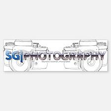 SG|Photography Sticker (Bumper)