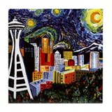 Seattle Drink Coasters