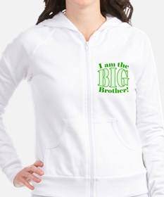 Big Brother Green Fitted Hoodie