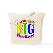 Big Brother Rainbow Tote Bag