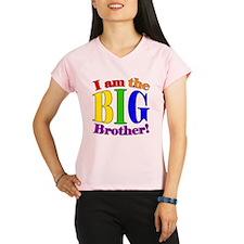 Big Brother Rainbow Performance Dry T-Shirt