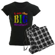 Big Brother Rainbow Pajamas