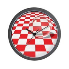Picnic Games Wall Clock
