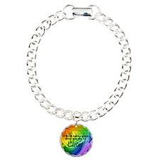 So Cute Rainbow Rose Bracelet