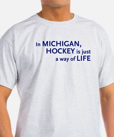 Hockey Michigan T-Shirt