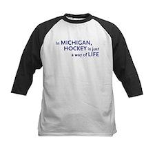 Hockey Michigan Tee
