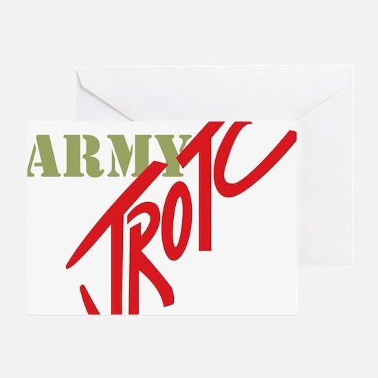 Army JROTC Greeting Card