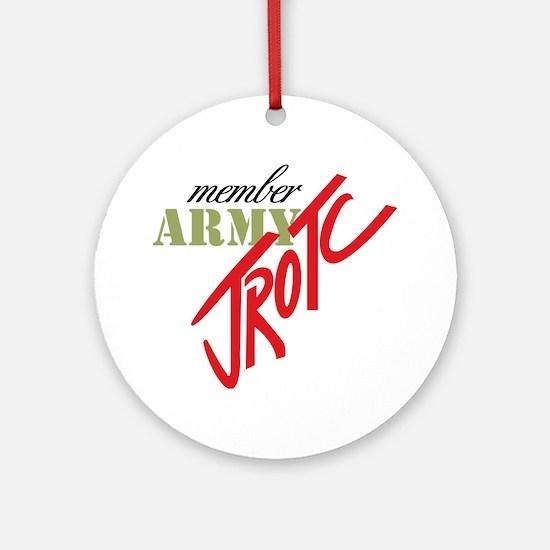 Member Round Ornament