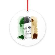 JFK Ornament (Round)