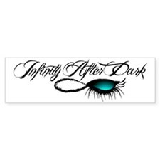After Dark Logo Bumper Sticker