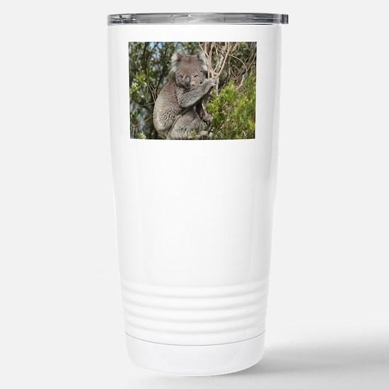 koala12 Stainless Steel Travel Mug